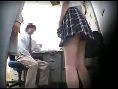 Young Asian Teen Fucked On Spycam
