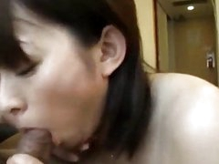 Asian Girl Getting Her Hairy Pussy Stimulated